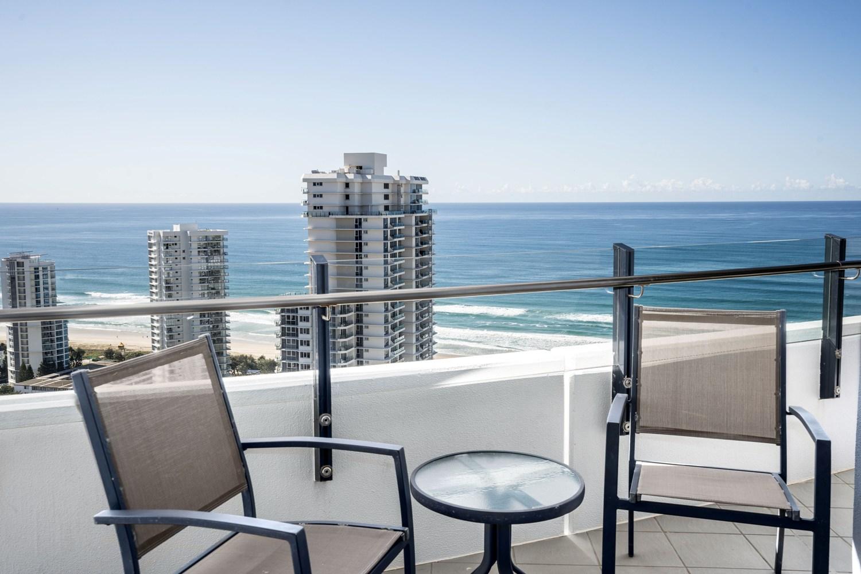 The Wave Resort, 3 Bedroom Water View